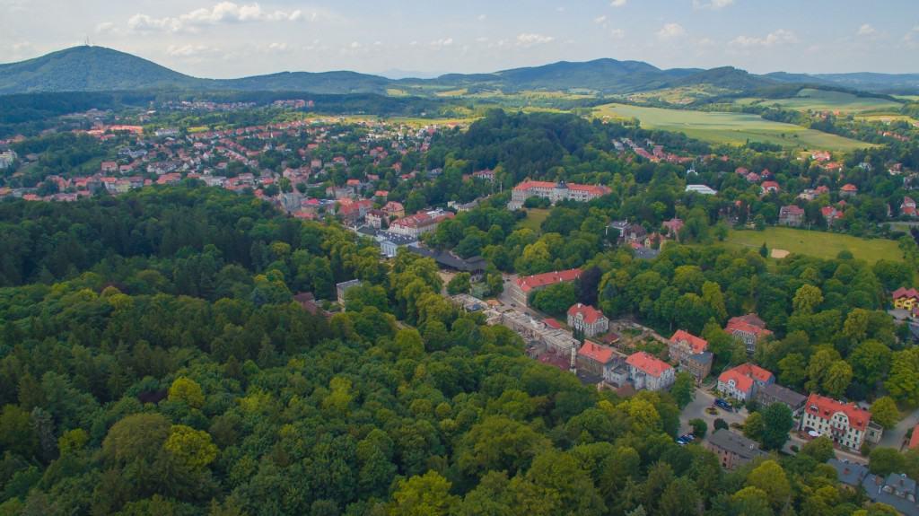 Panorama Szczawno-Zdrój